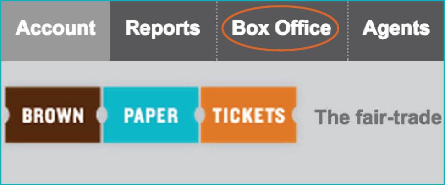 how to scan tickets with the brown paper tickets scanner app help